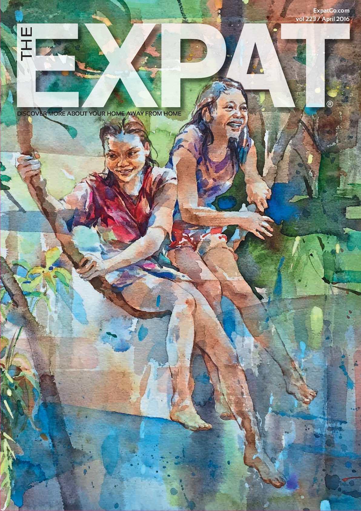 The Expat April 2016