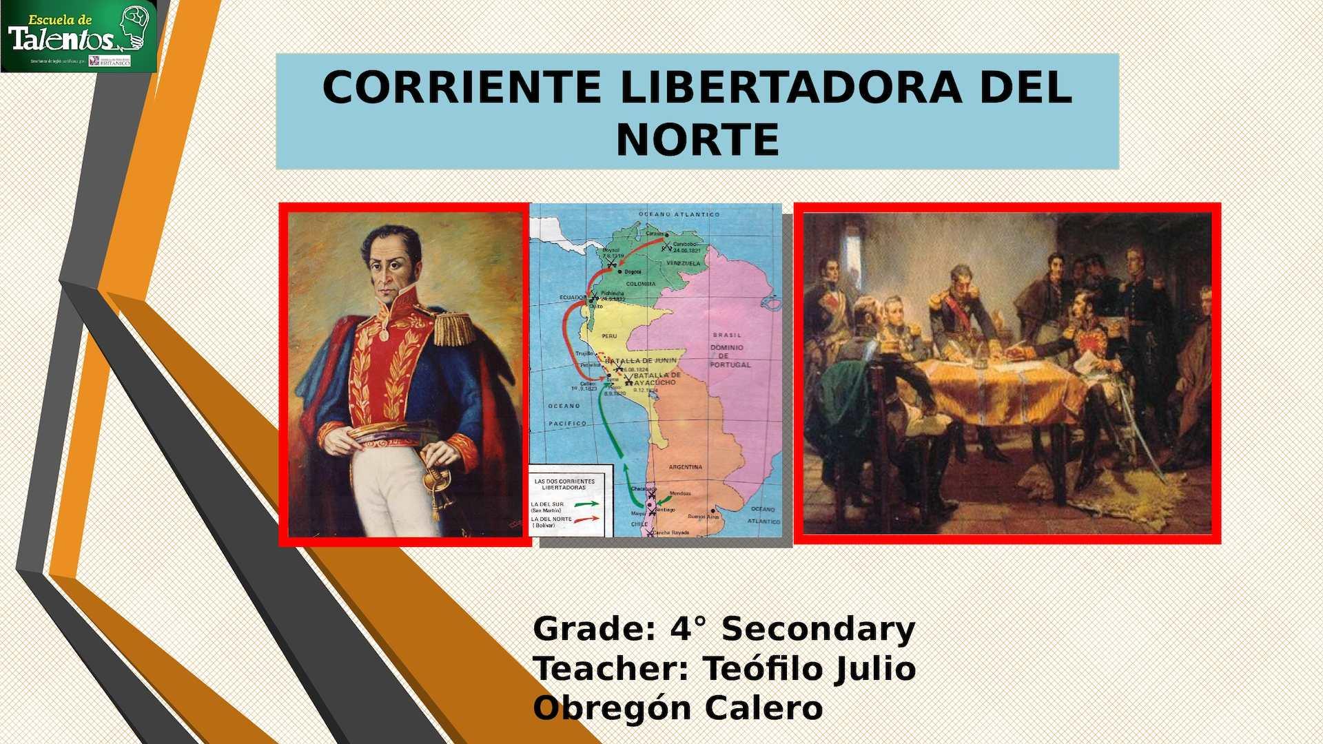 Corrientes Libertadoras Norte