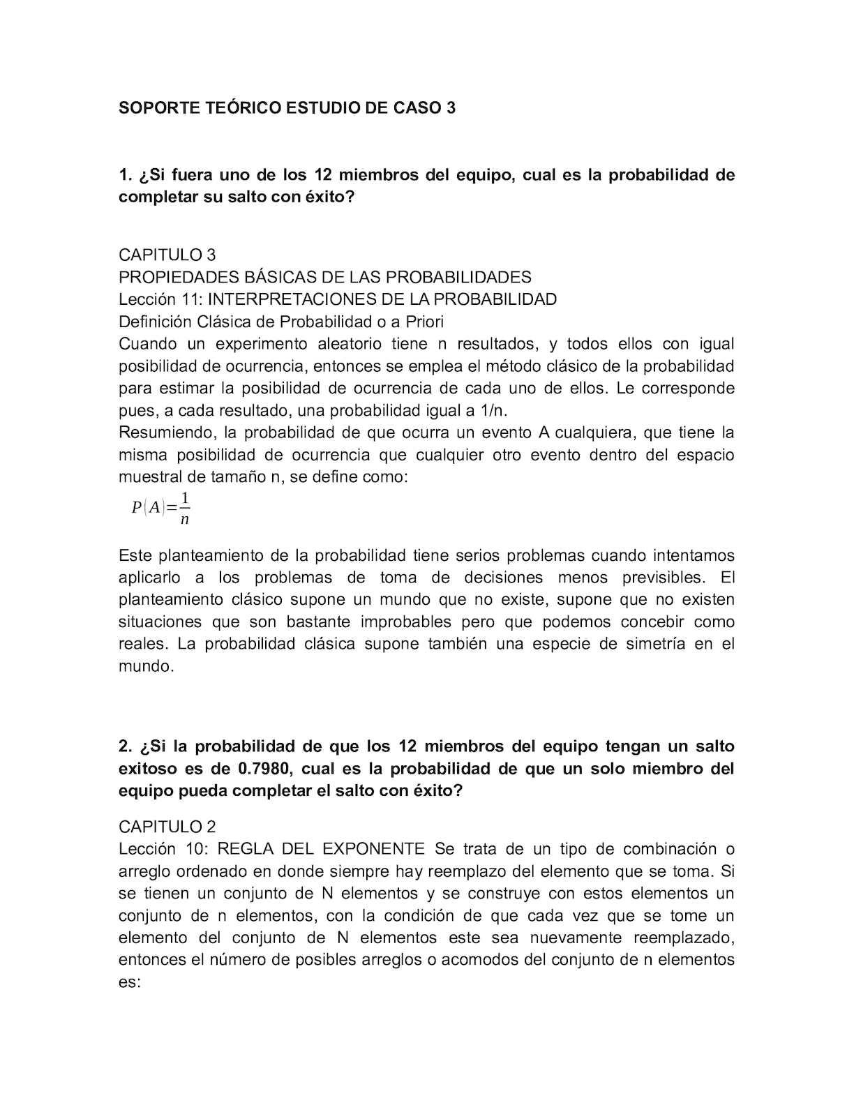 Soporte Teórico Estudio De Caso 3