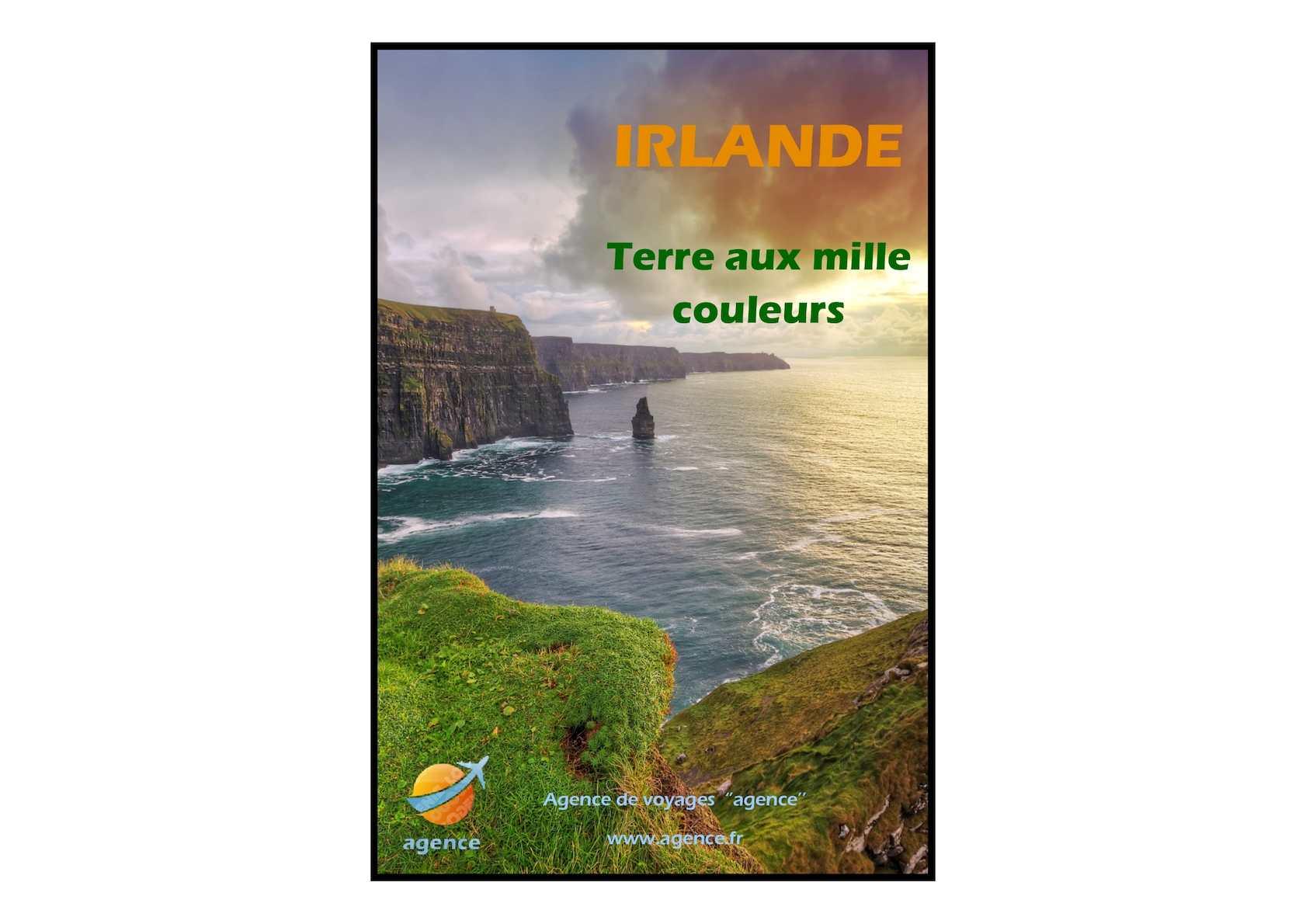 Brochure Irlande