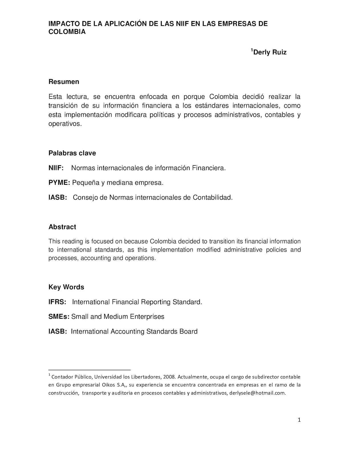 Calaméo - NIIF PARA PYMES