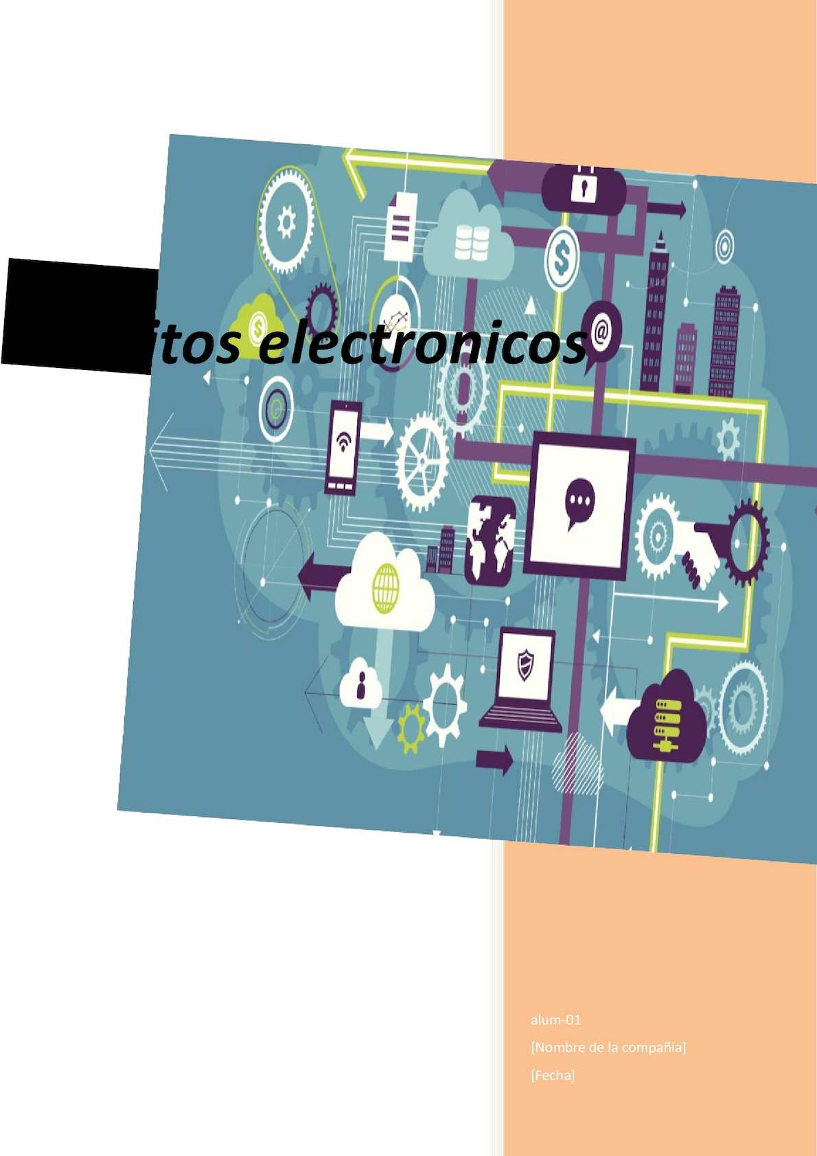 Circuito Que Recorre La Electricidad Desde Su Generación Hasta Su Consumo : Calaméo libro circuitos definitivo