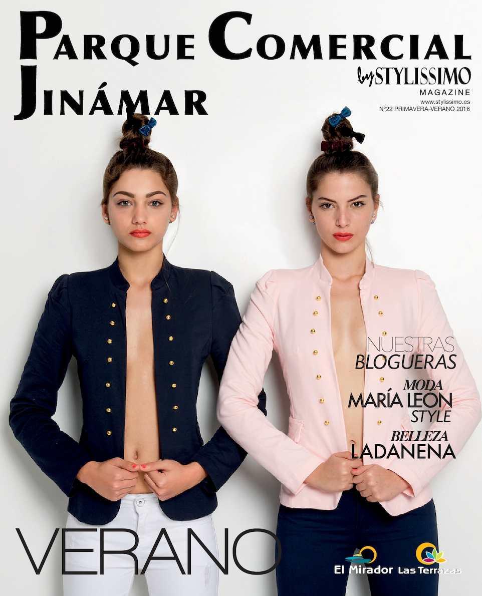 Parque Jinámar Comercial Primavera N22 Calaméo Stylissimo 2016 Verano 7AXCxAR6qw
