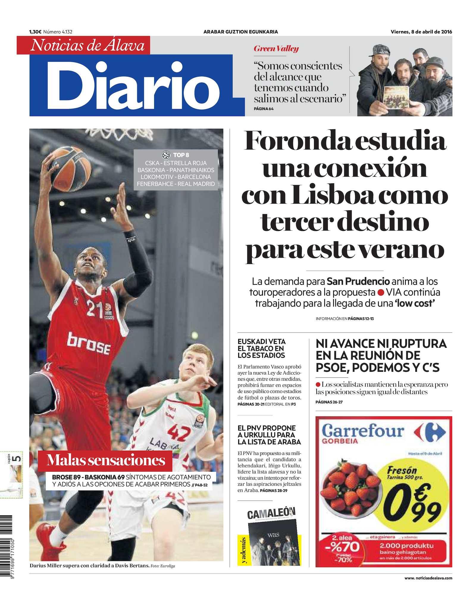 Calaméo - Diario de Noticias de Álava 20160408