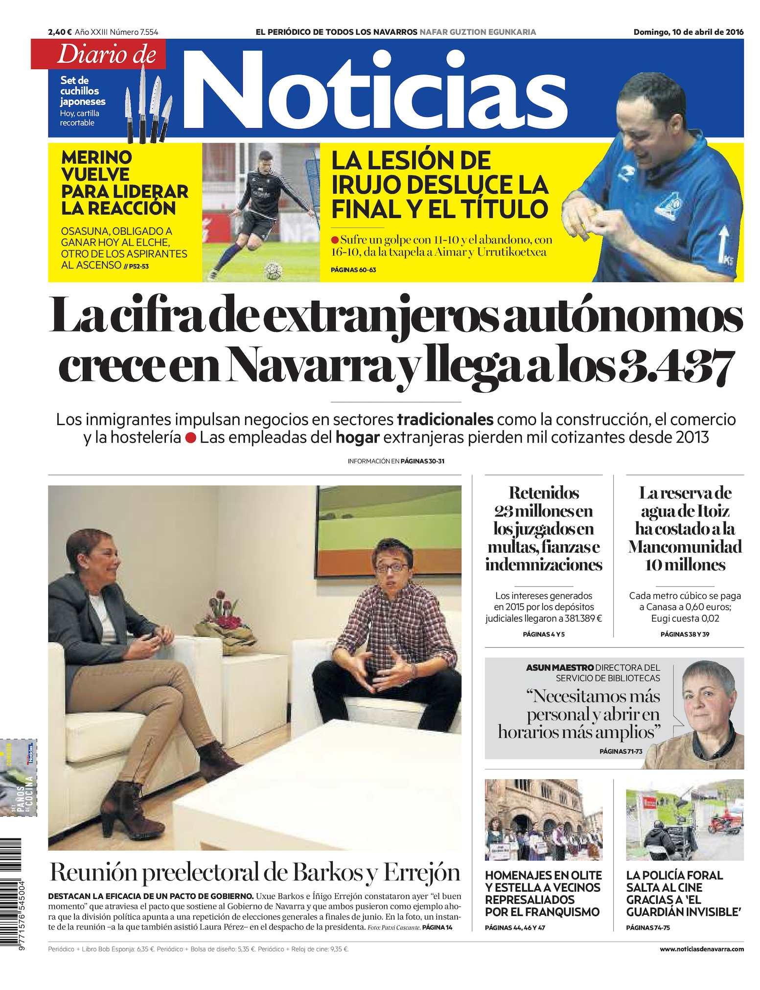 Calaméo - Diario de Noticias 20160410