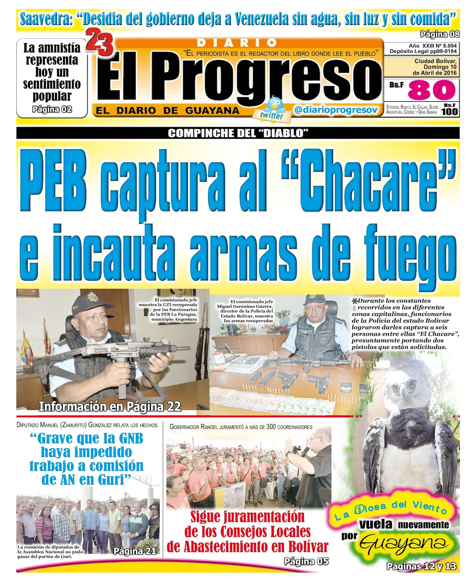 Calaméo - DiarioelprogresoEDICIÓNDIGITAL 10-04-2016
