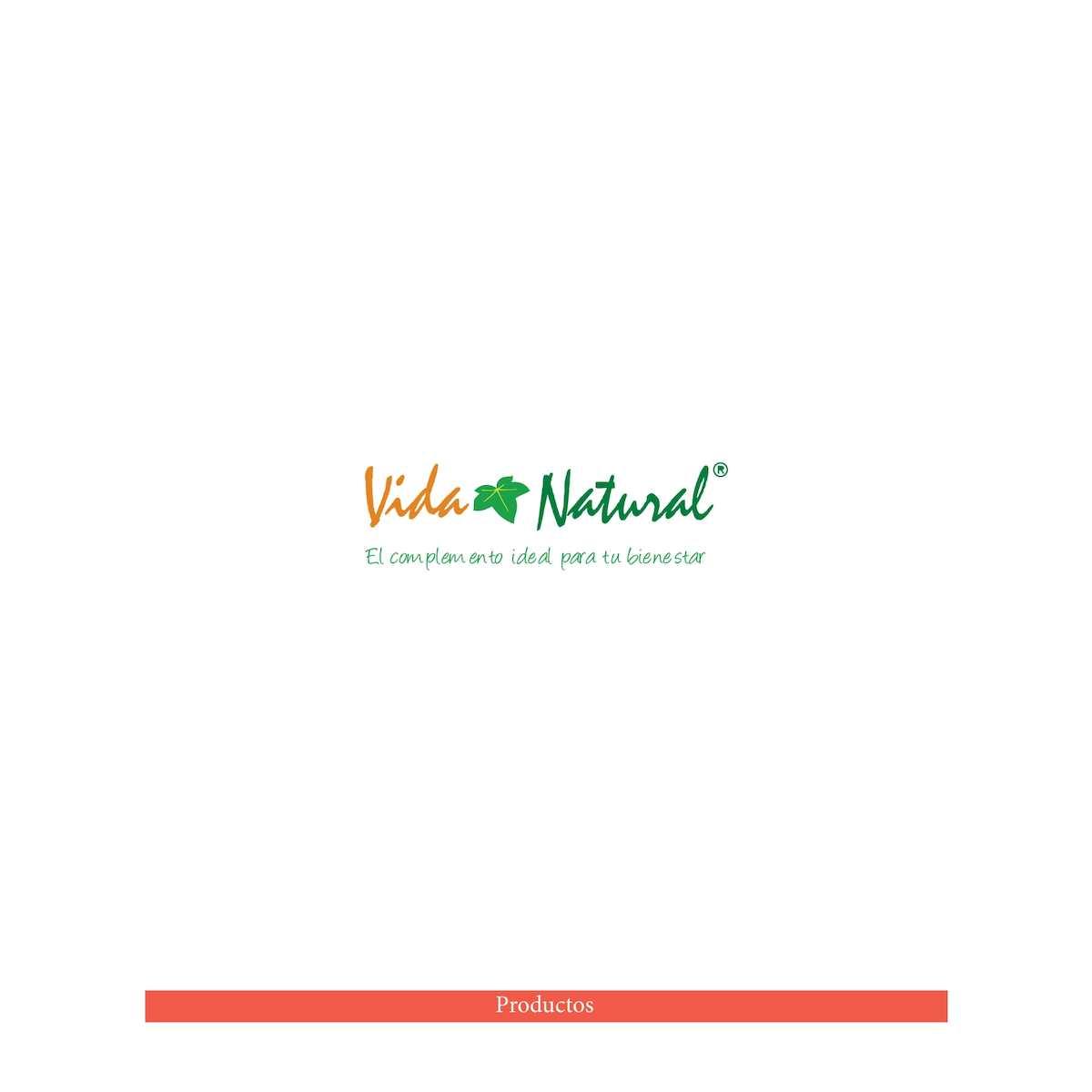 Catálogo Vida natural