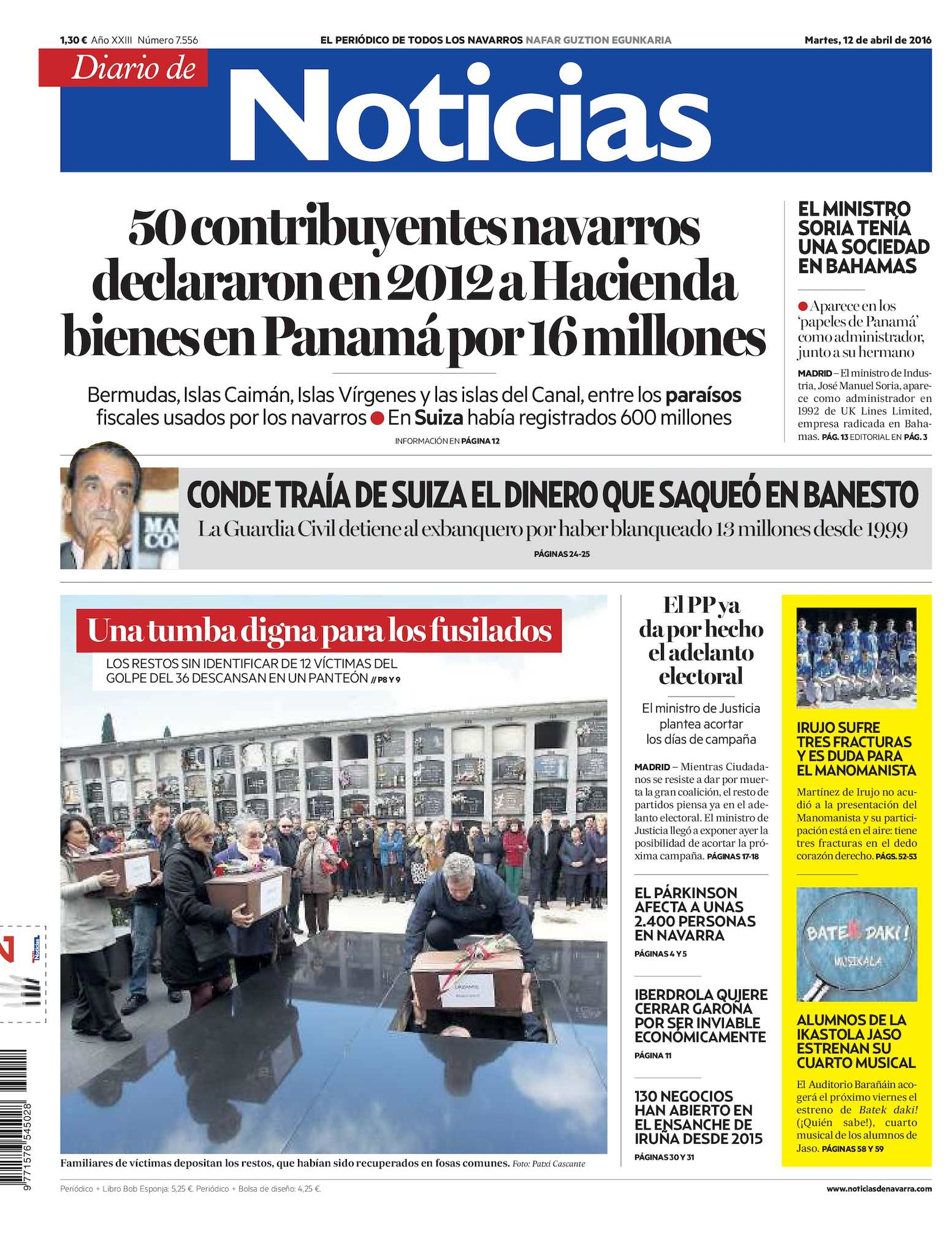 Calaméo - Diario de Noticias 20160412