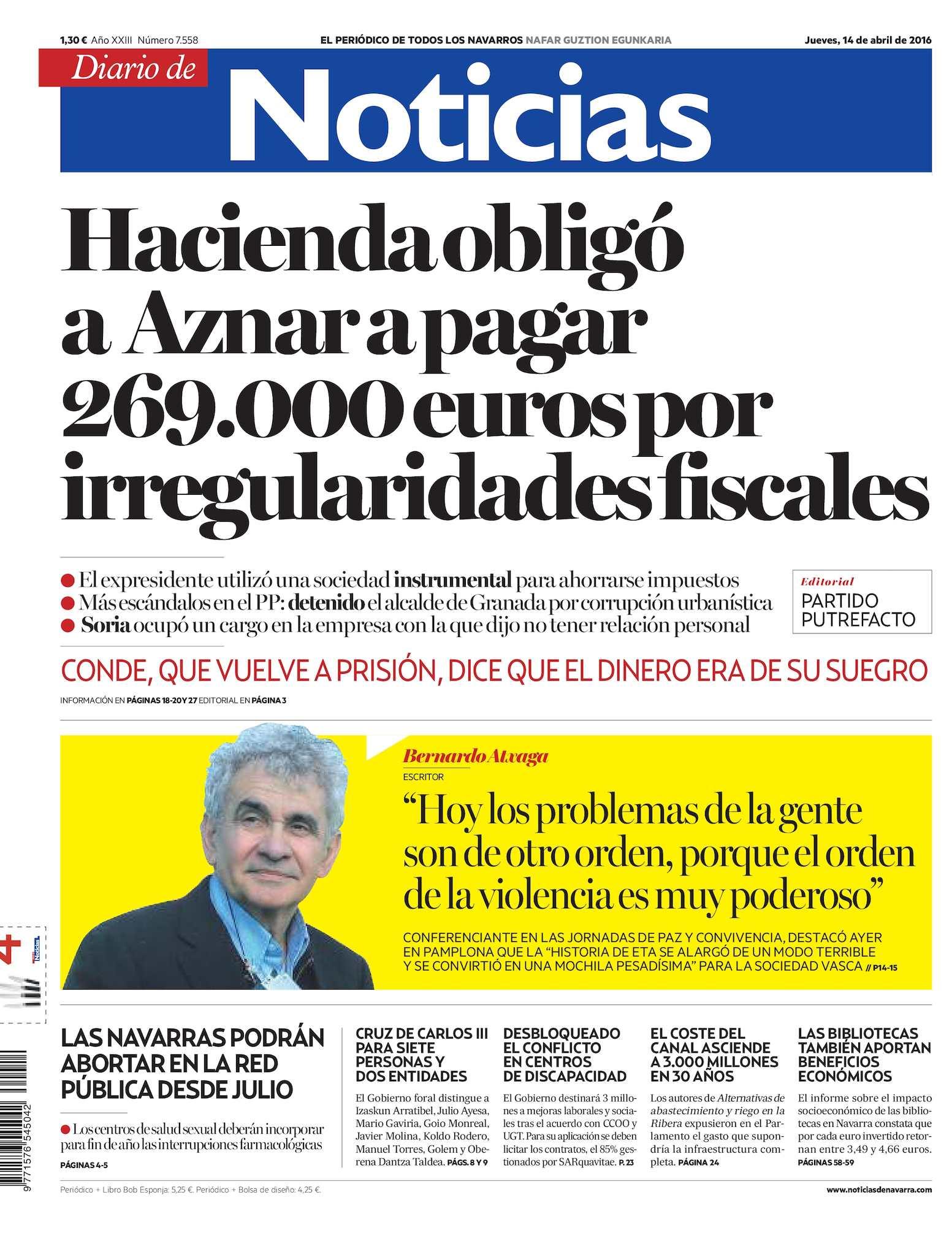 Calaméo - Diario de Noticias 20160414