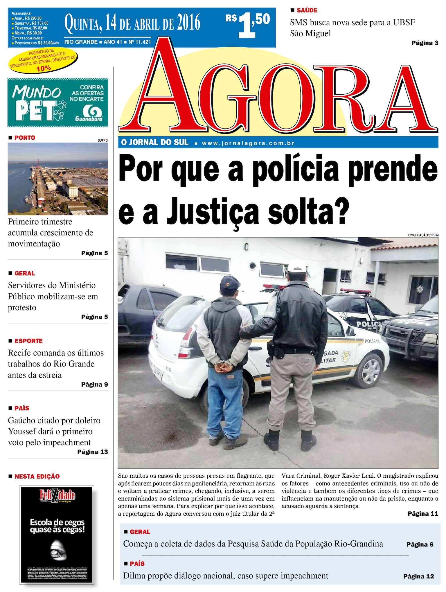 Calaméo - Jornal Agora - Edição 11421 - 14 de Abril de 2016 1b484017ad5