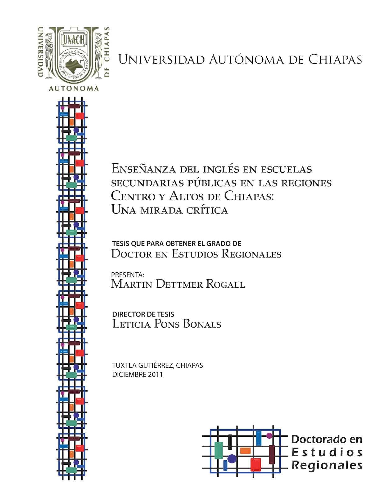 Calaméo - Tesis Doctoral Martin Dettmer Rogall