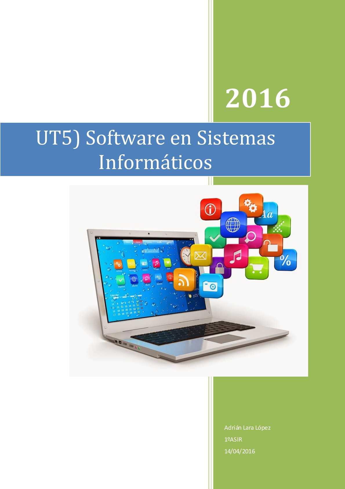 Calaméo - UT5)Software en Sistemas Informáticos