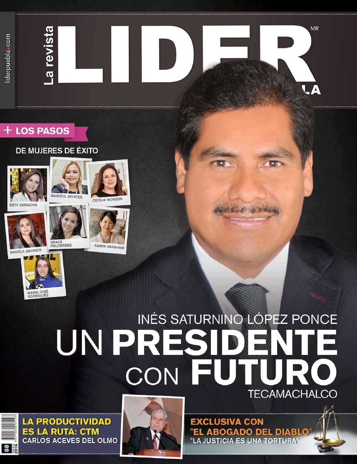 Calaméo - Revista Lider Puebla - Edicion 88