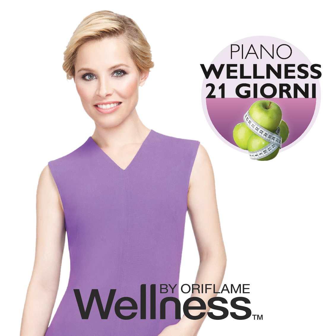 Piano Dietetico Wellness 21 Giorni Oriflame