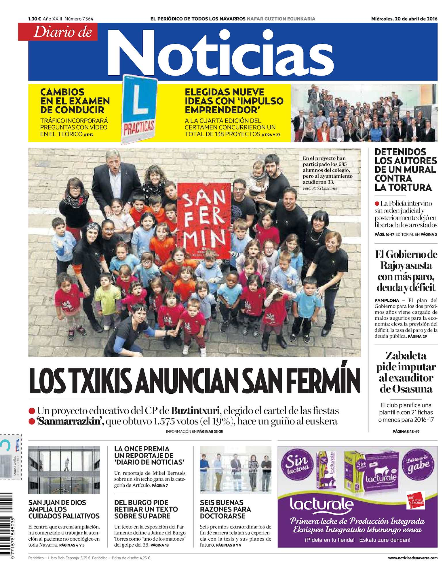 Calaméo - Diario de Noticias 20160420