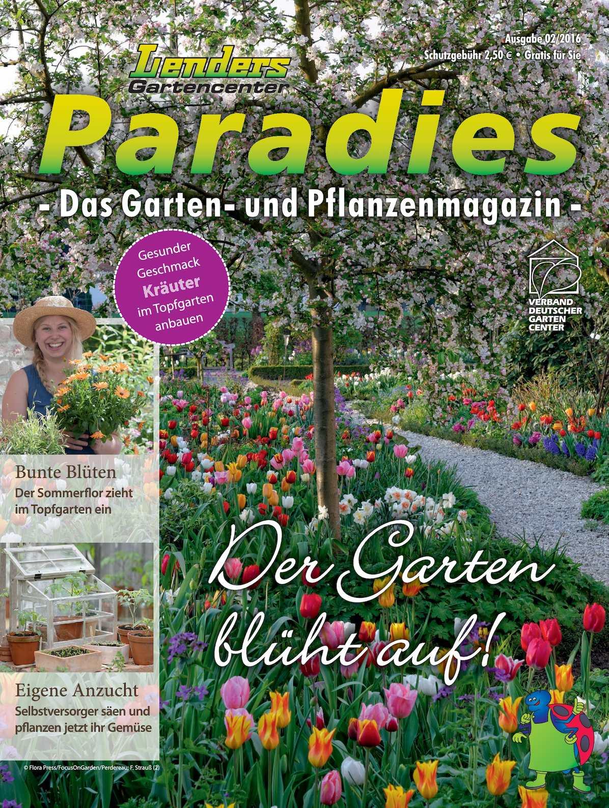Calaméo   Lenders Gartenparadies 02/2016