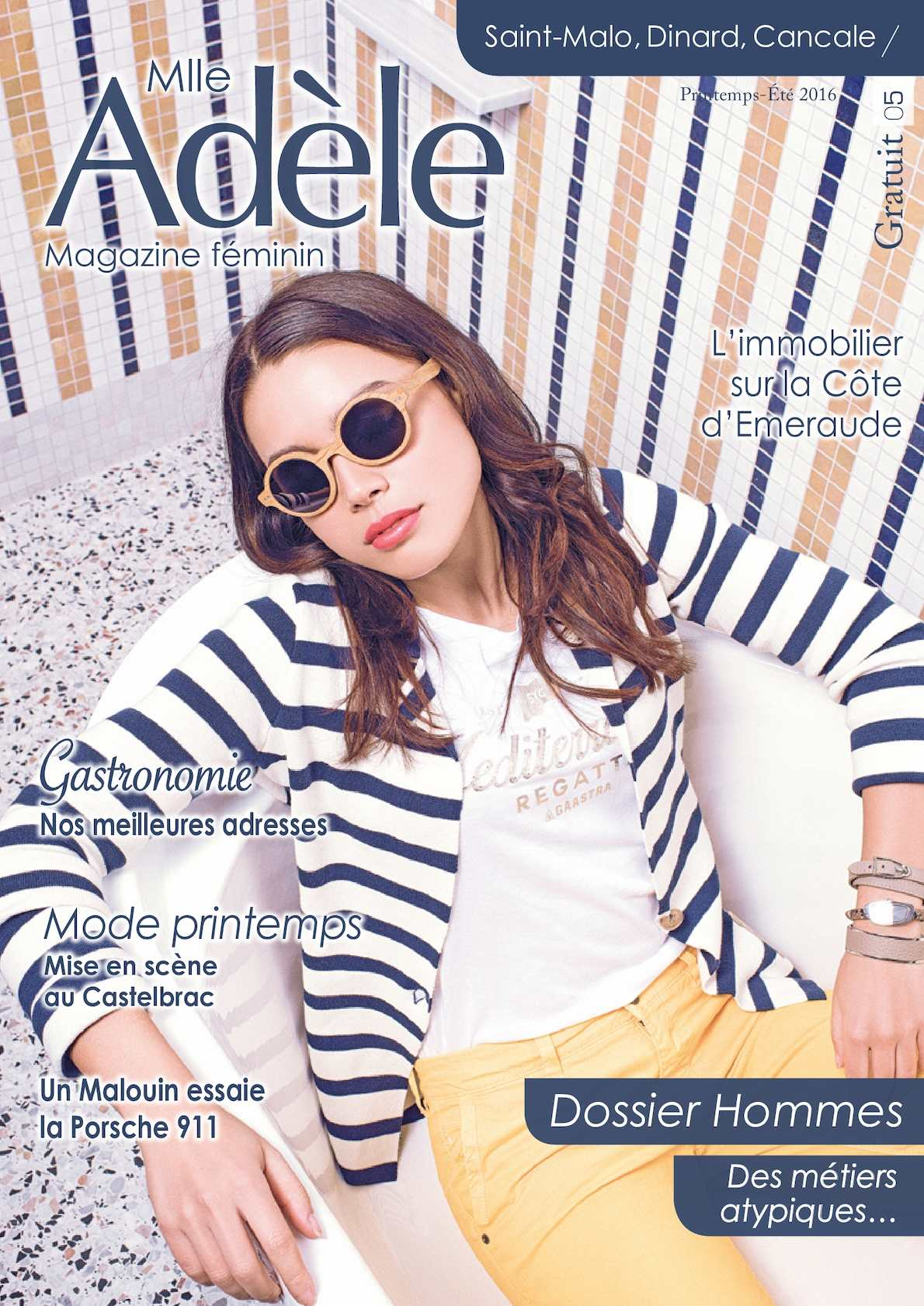 Calaméo - Magazine Mlle Adèle 5 Côte 1f5928a33e45