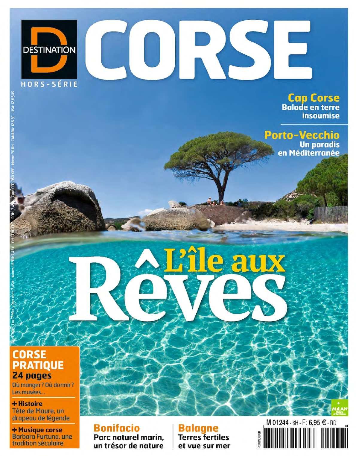 Destination Corse 2016