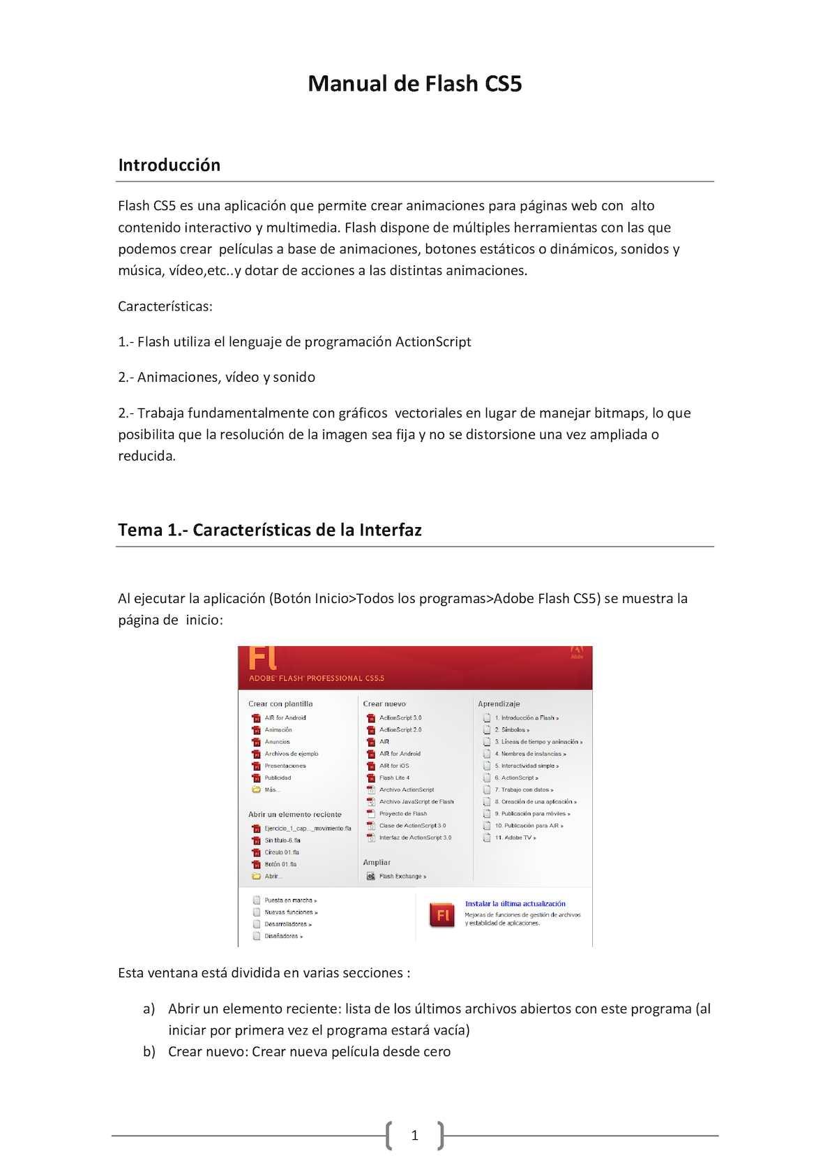 Calaméo - Manual De Flash Cs5