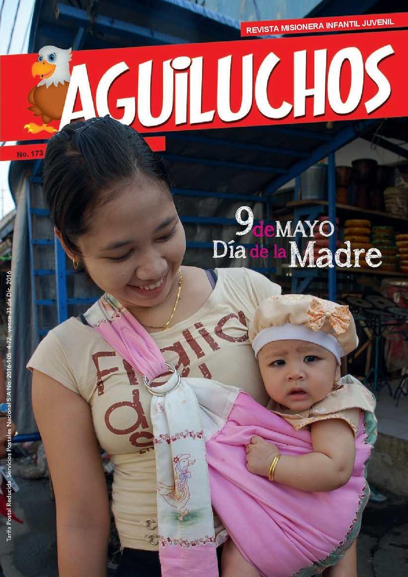 Aguiluchos Mayo 2016