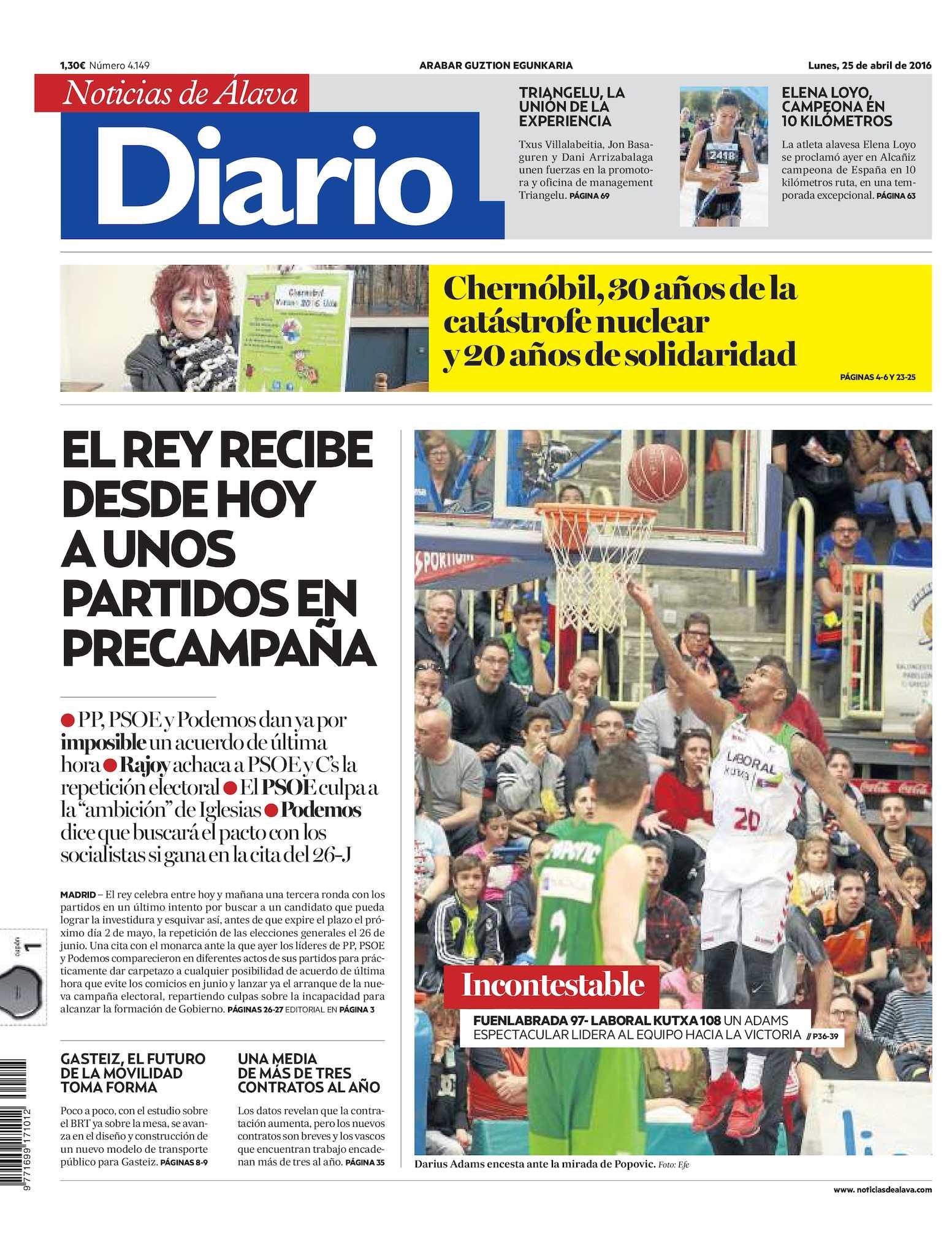 Calaméo - Diario de Noticias de Álava 20160425