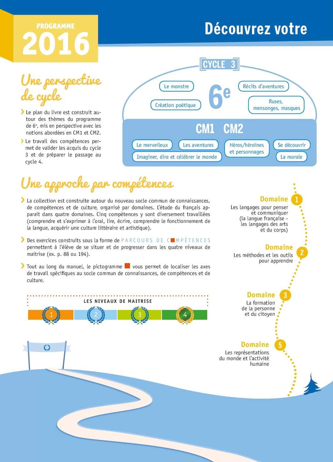 Francais 6e Lelivrescolaire Fr Calameo Downloader