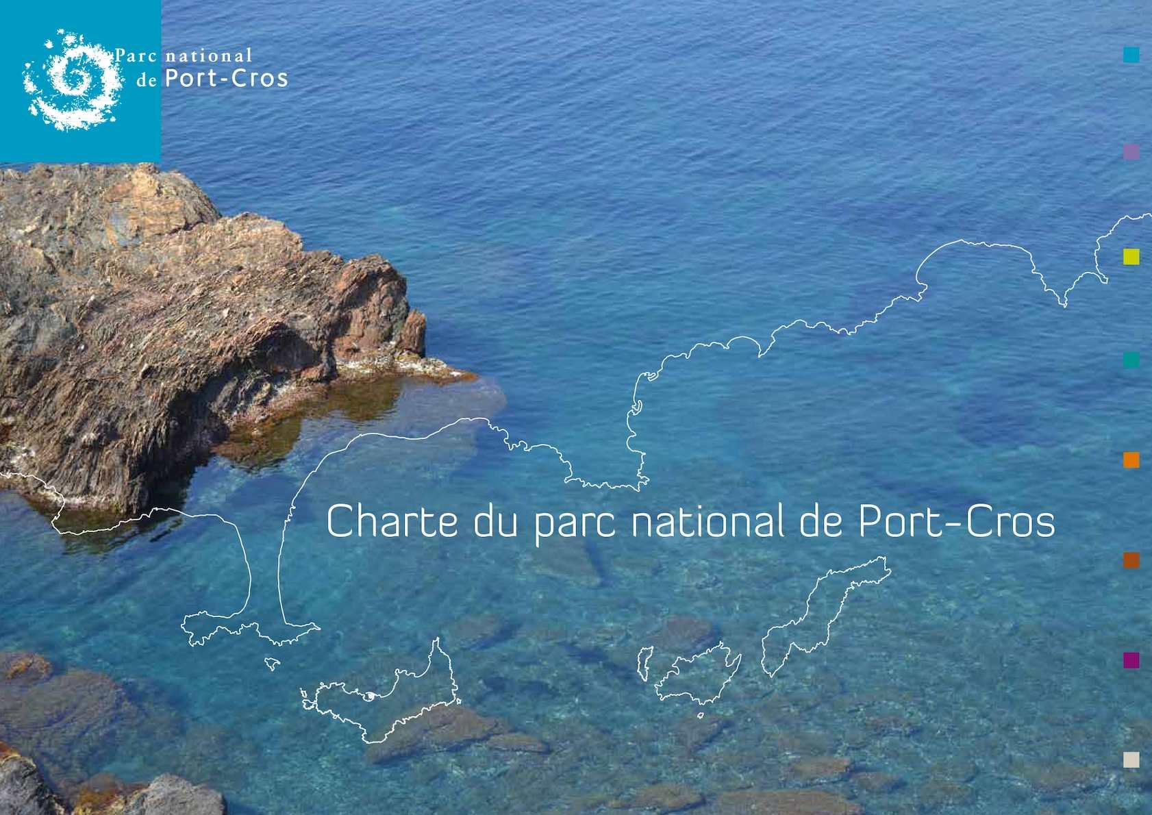 Charte Du Parc National De Port Cros Porquerolles Janvier 2016
