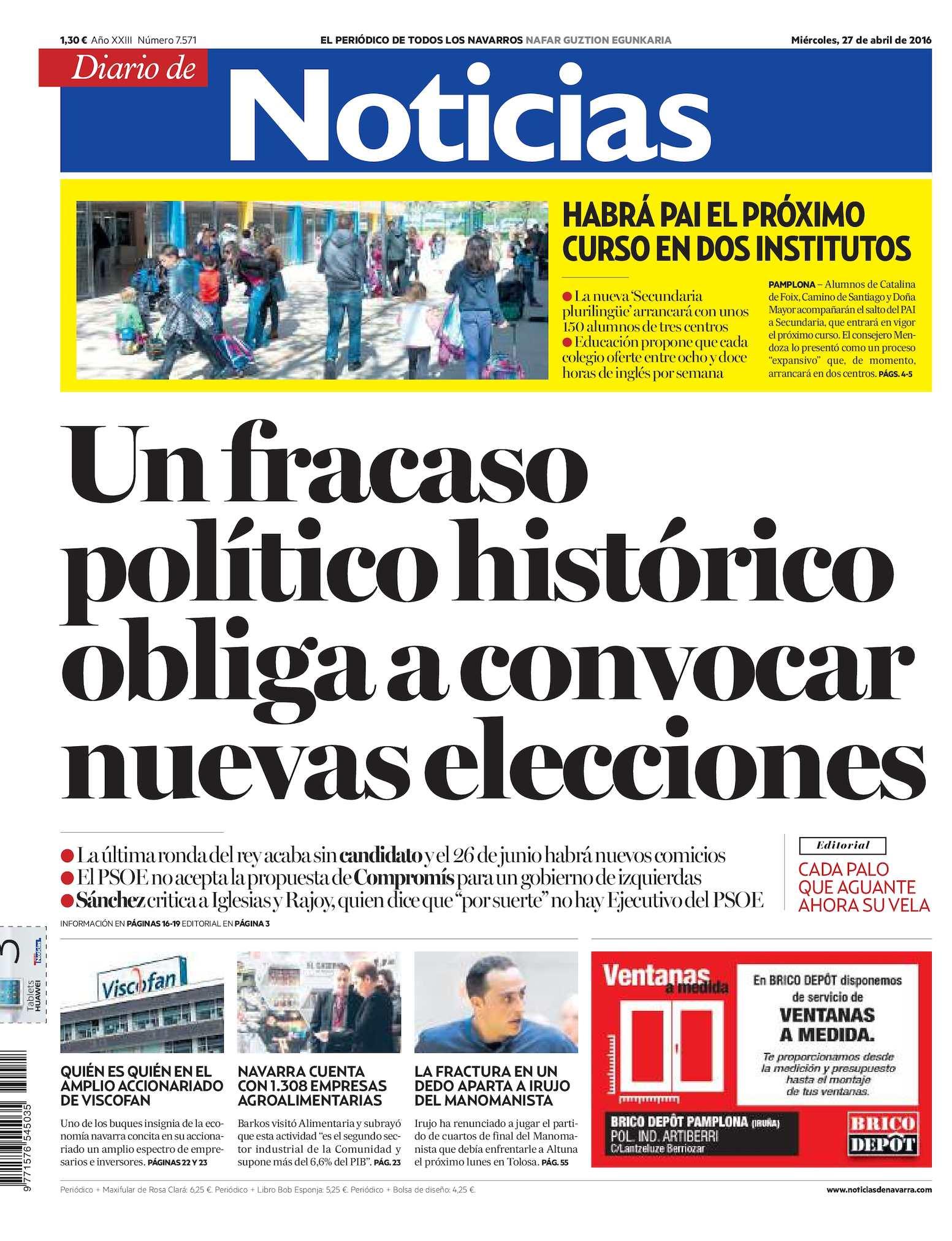Calaméo - Diario de Noticias 20160427