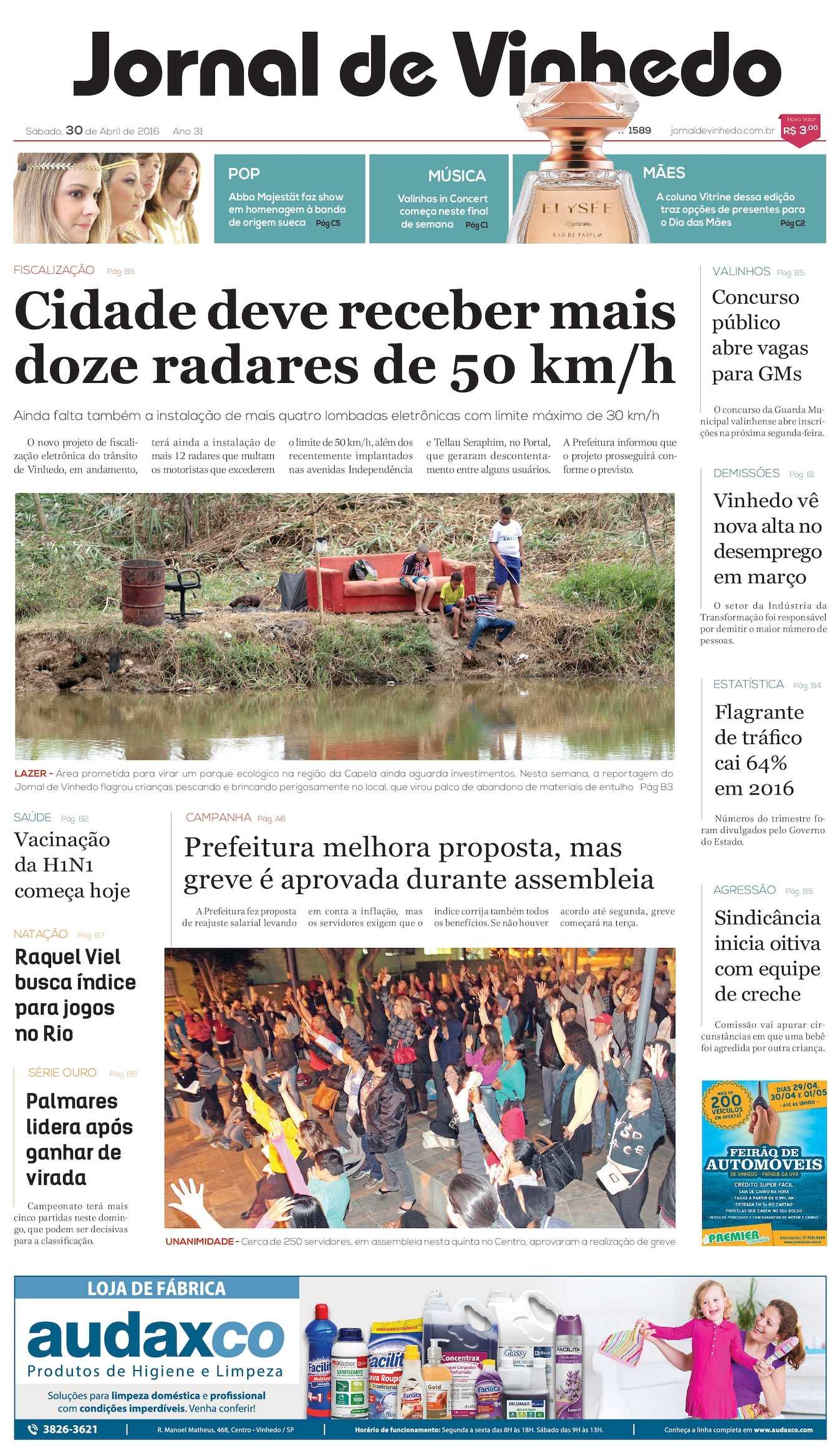 Calaméo - Jornal De Vinhedo Sabado 30 De Abril De 2016 Edic 1589 Ok 24c034f04b