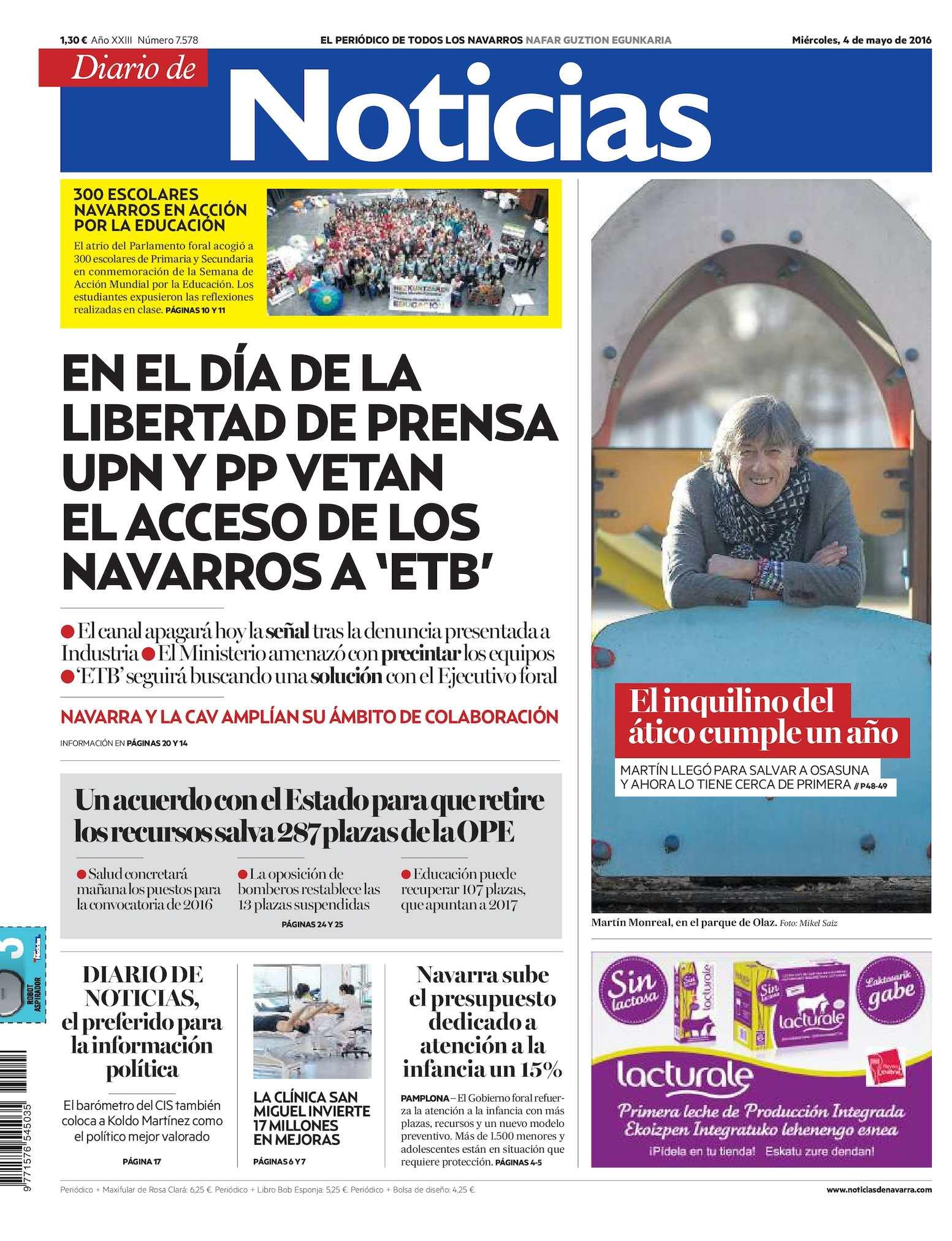 Calaméo - Diario de Noticias 20160504