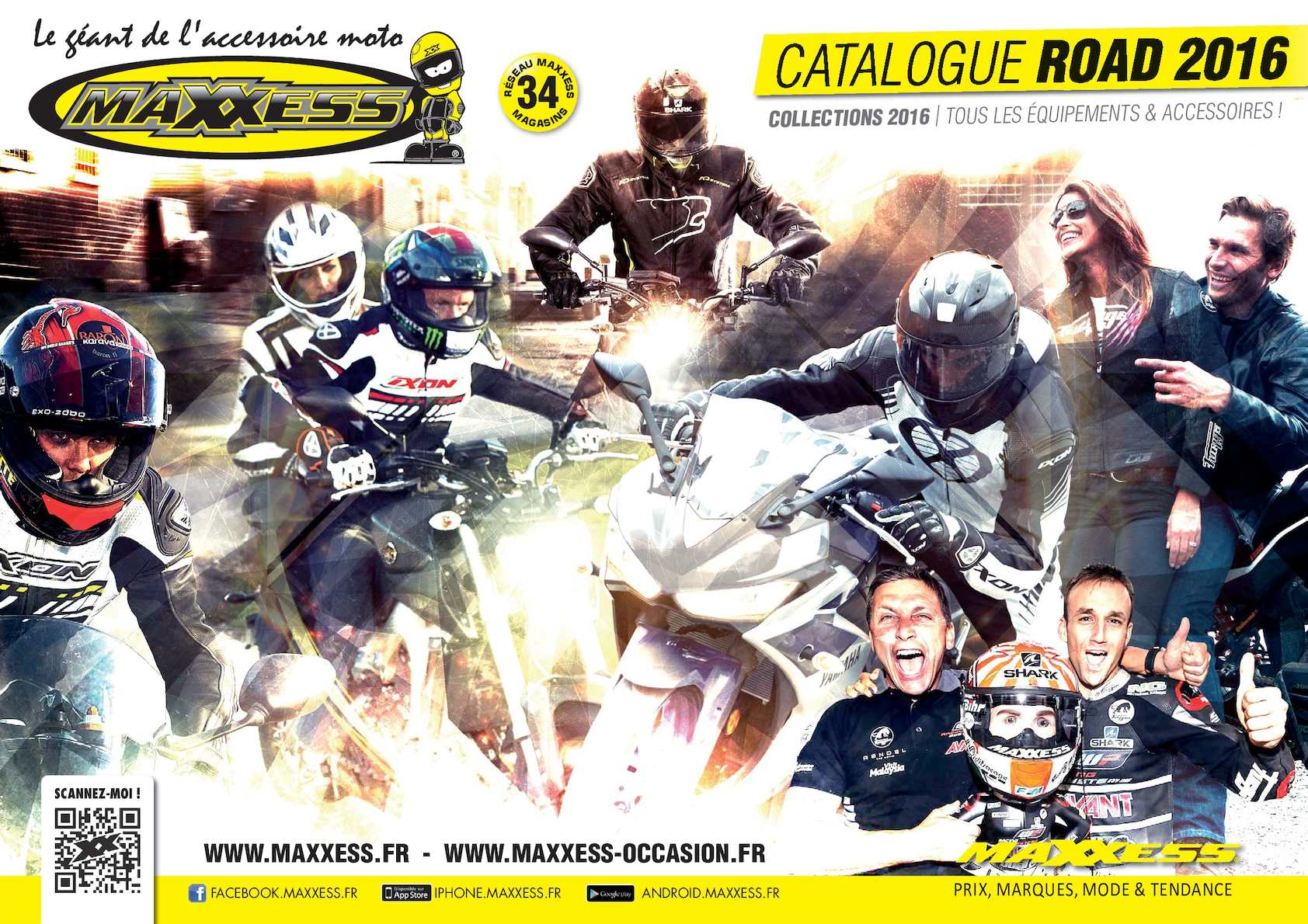 Catalogue MAXXESS ROAD 2016