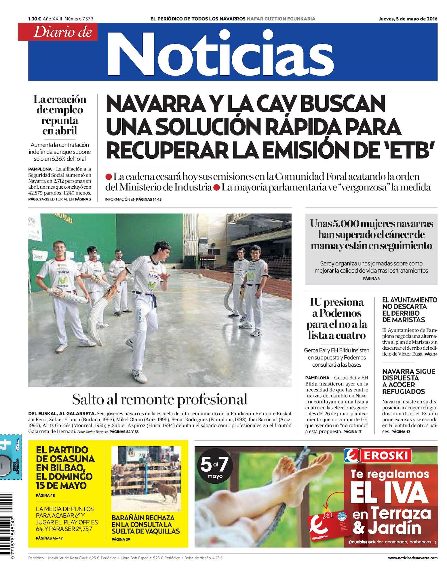 Calaméo - Diario de Noticias 20160505