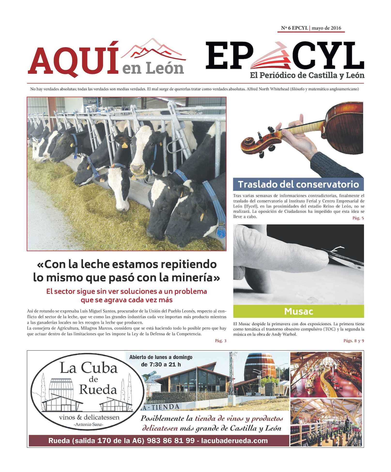 Calaméo - N6 - AQUÍ en León - EPCYL a1650ef6b191