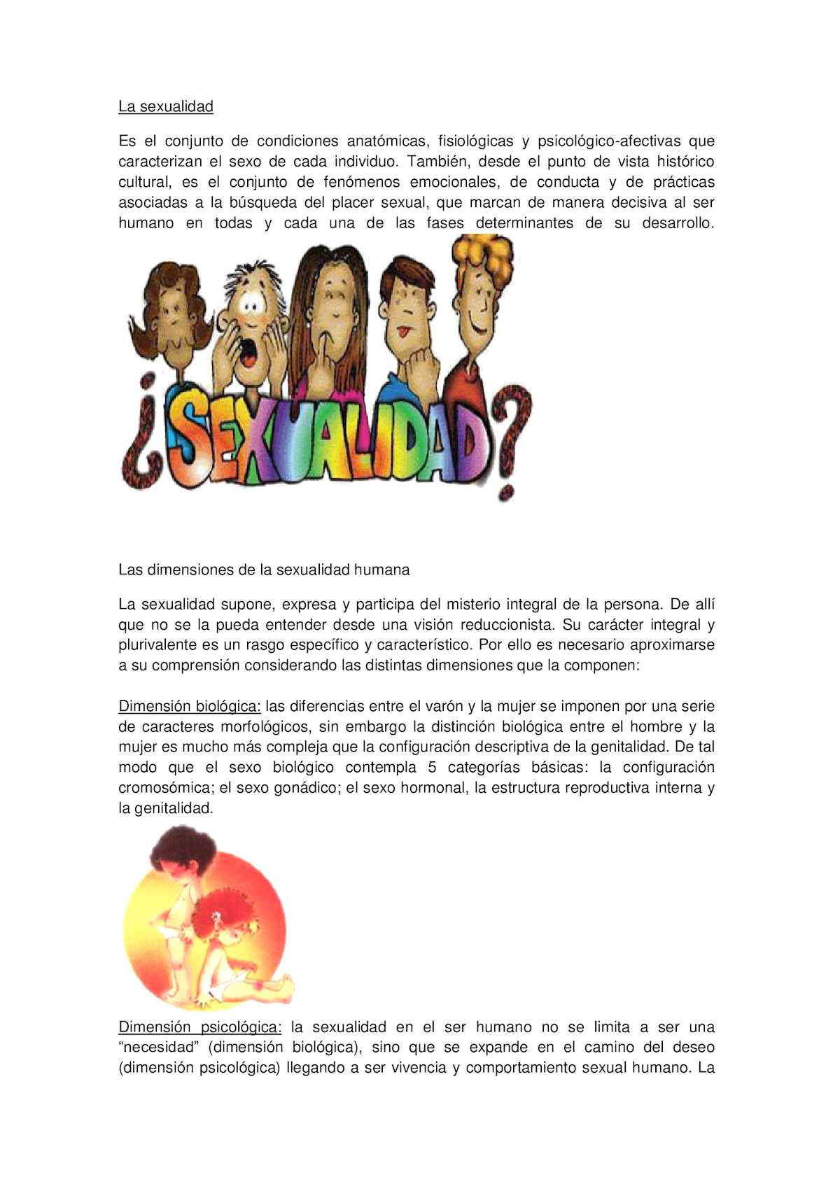 Calaméo - La Sexualidad Es El Conjunto De Condiciones Anatómicas