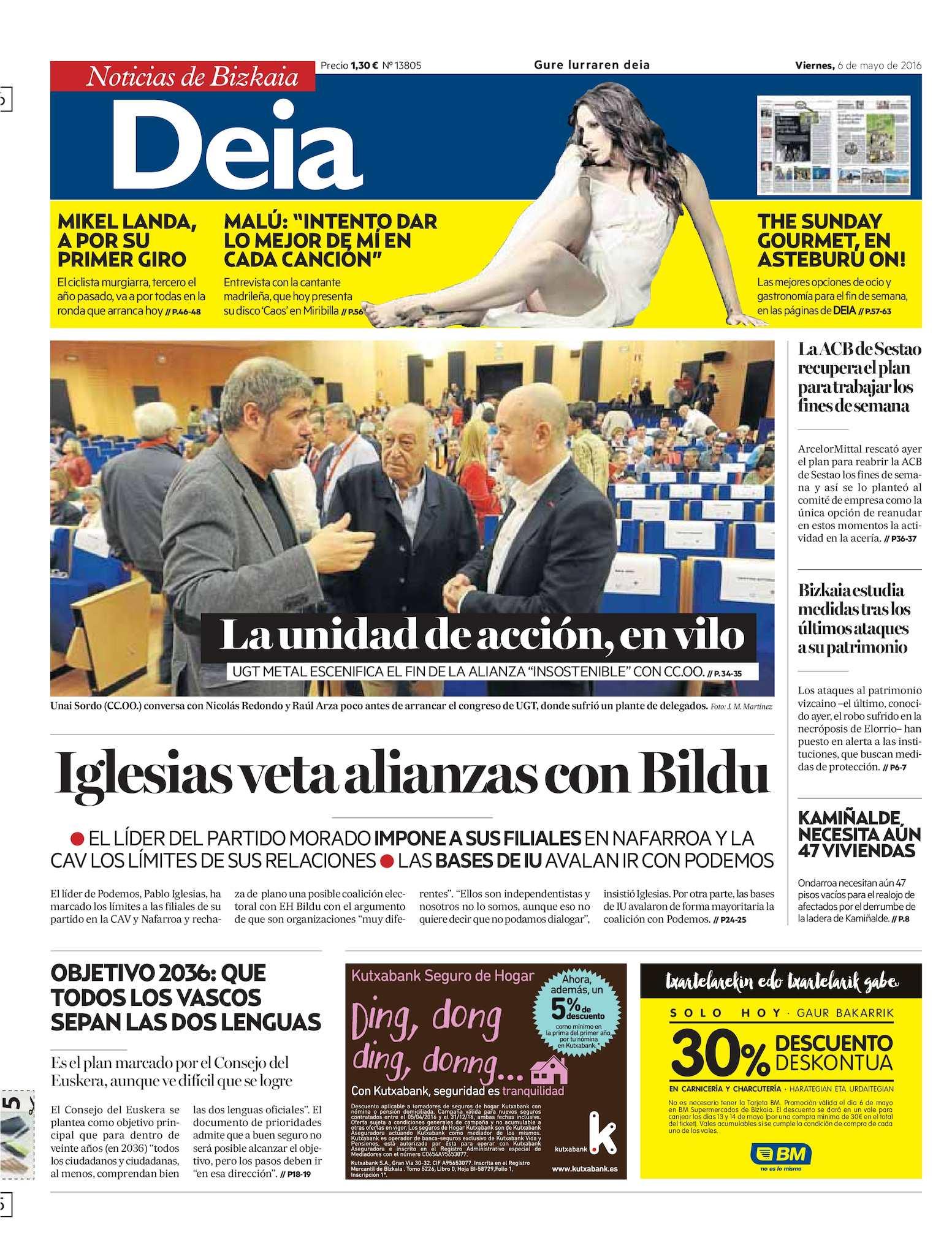 Calaméo - Deia 20160506