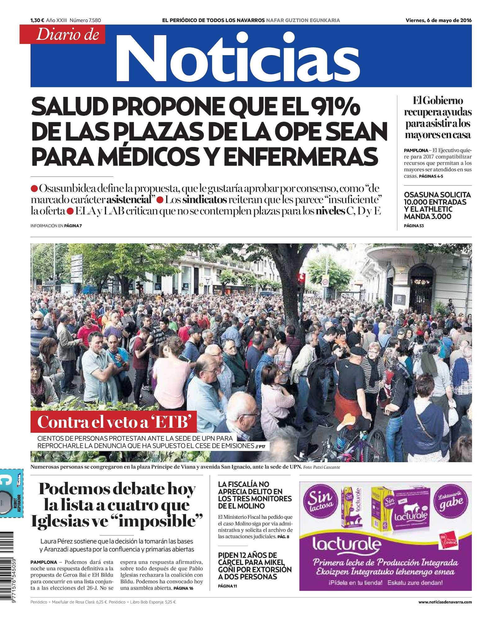 Calaméo - Diario de Noticias 20160506