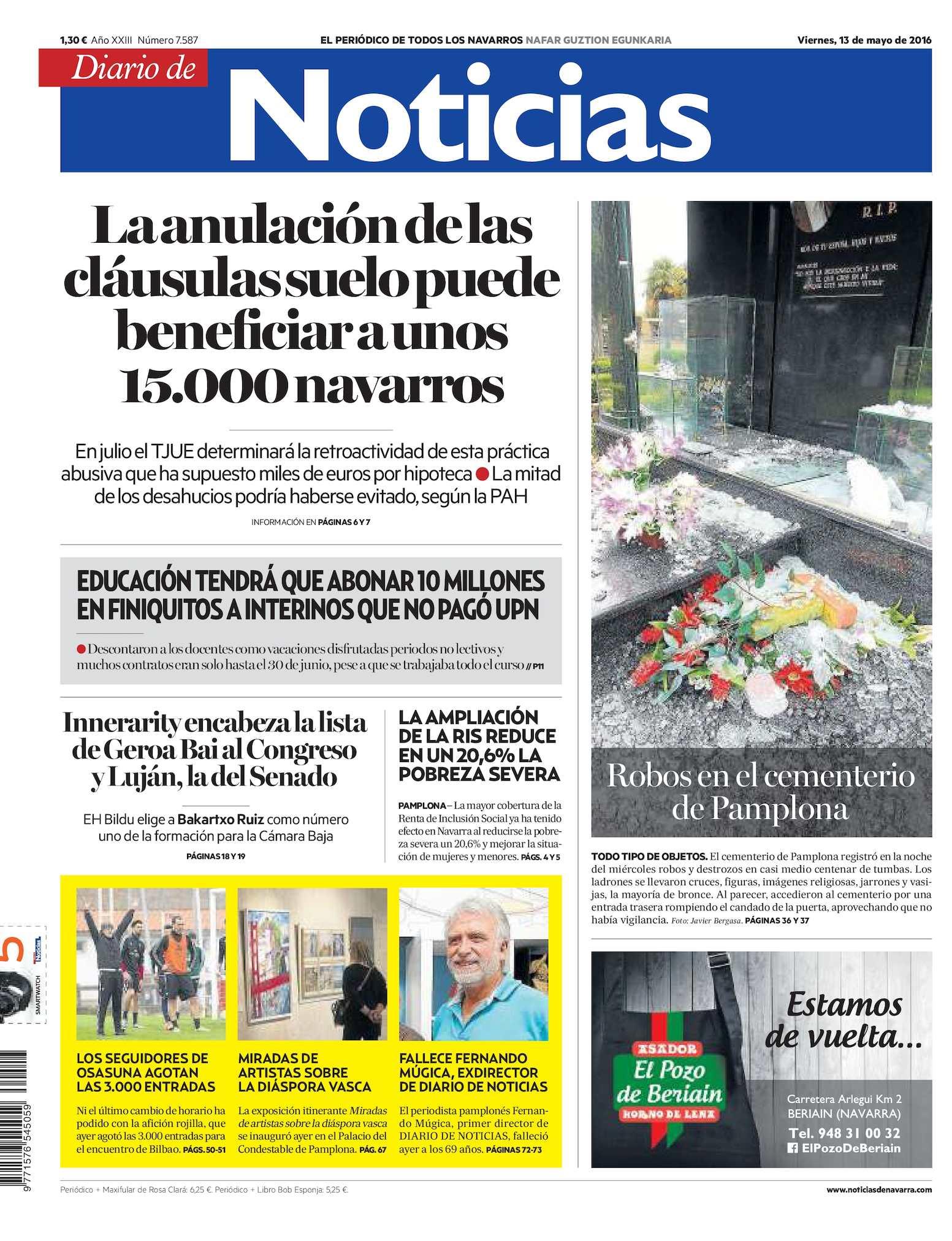 Calaméo - Diario de Noticias 20160513