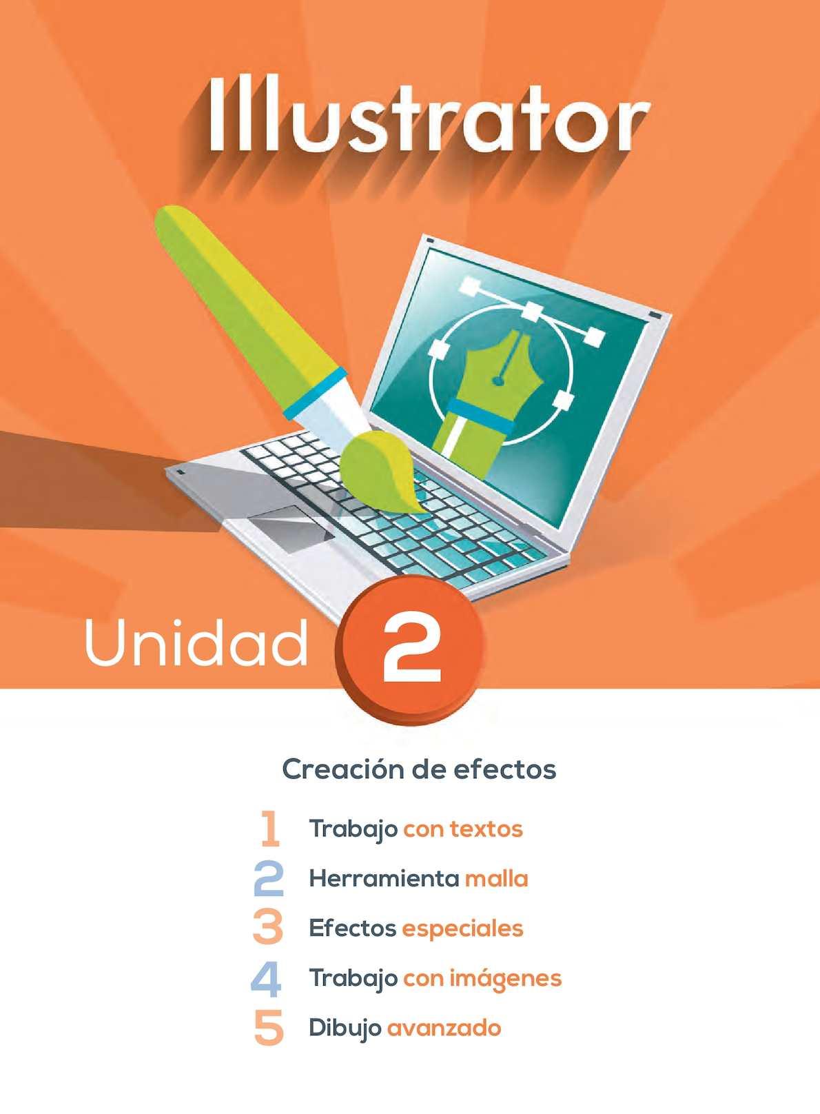 EDI04 UNIDAD 2 ILUSTRATOR CC RED