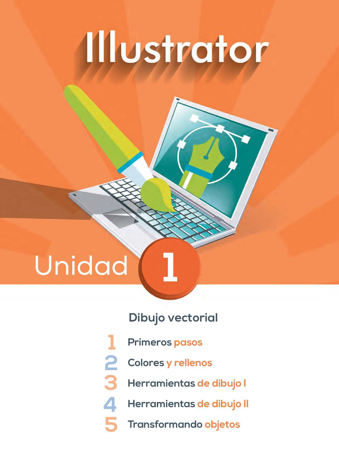 EDI04 UNIDAD 1 ILUSTRATOR CC RED