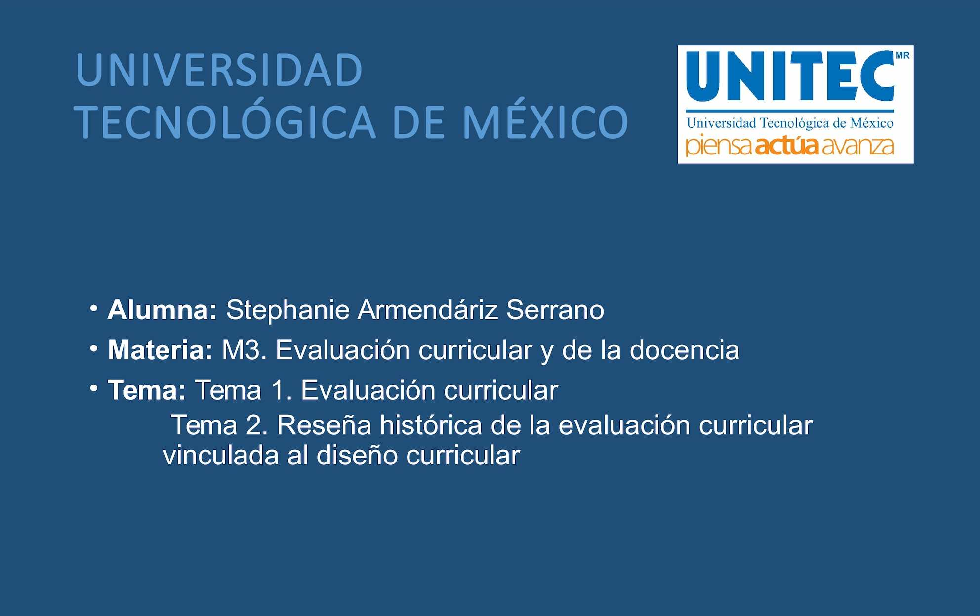 Calaméo - Evaluacion Curricular Y De La Docencia Primer Semana ...