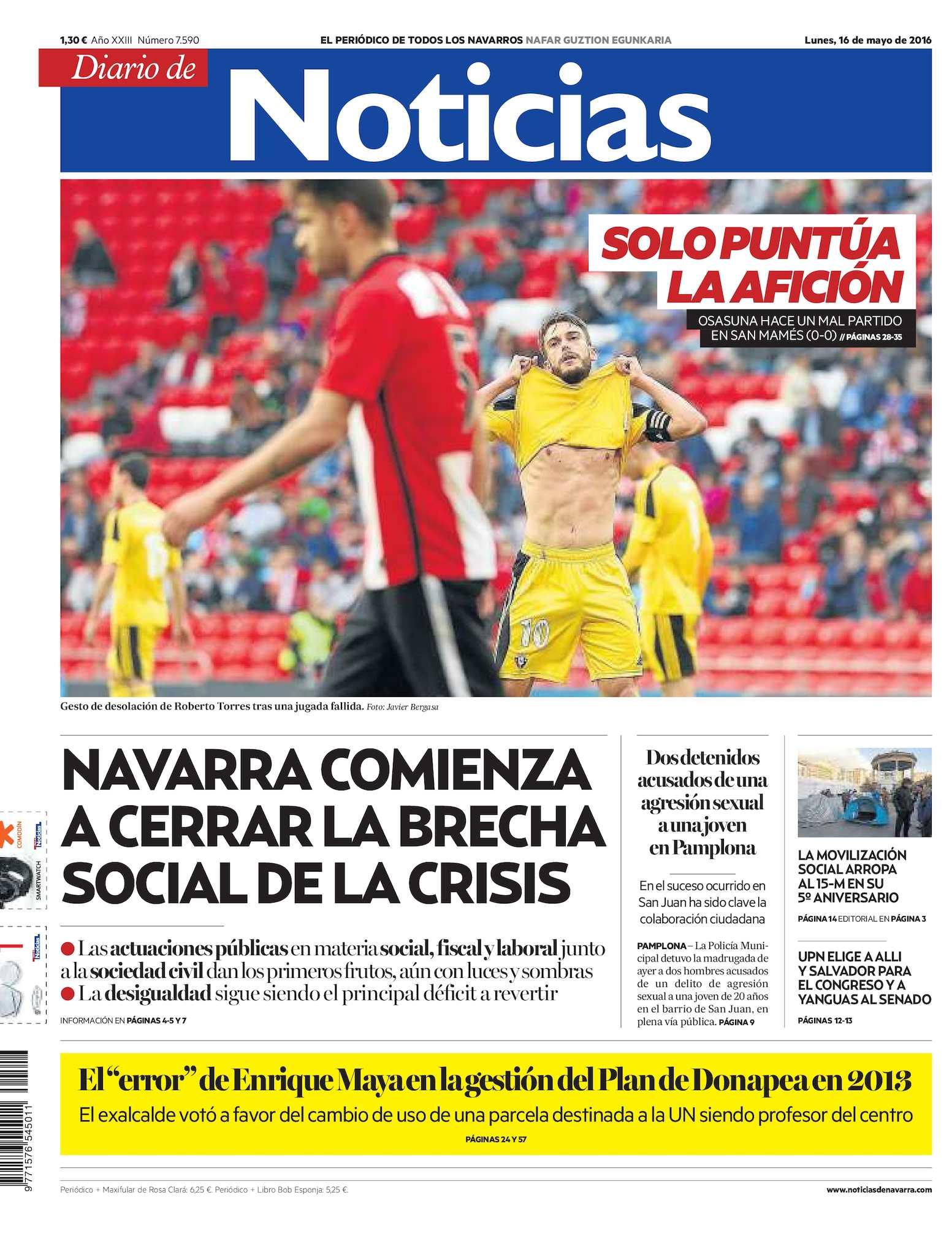 Calaméo - Diario de Noticias 20160516