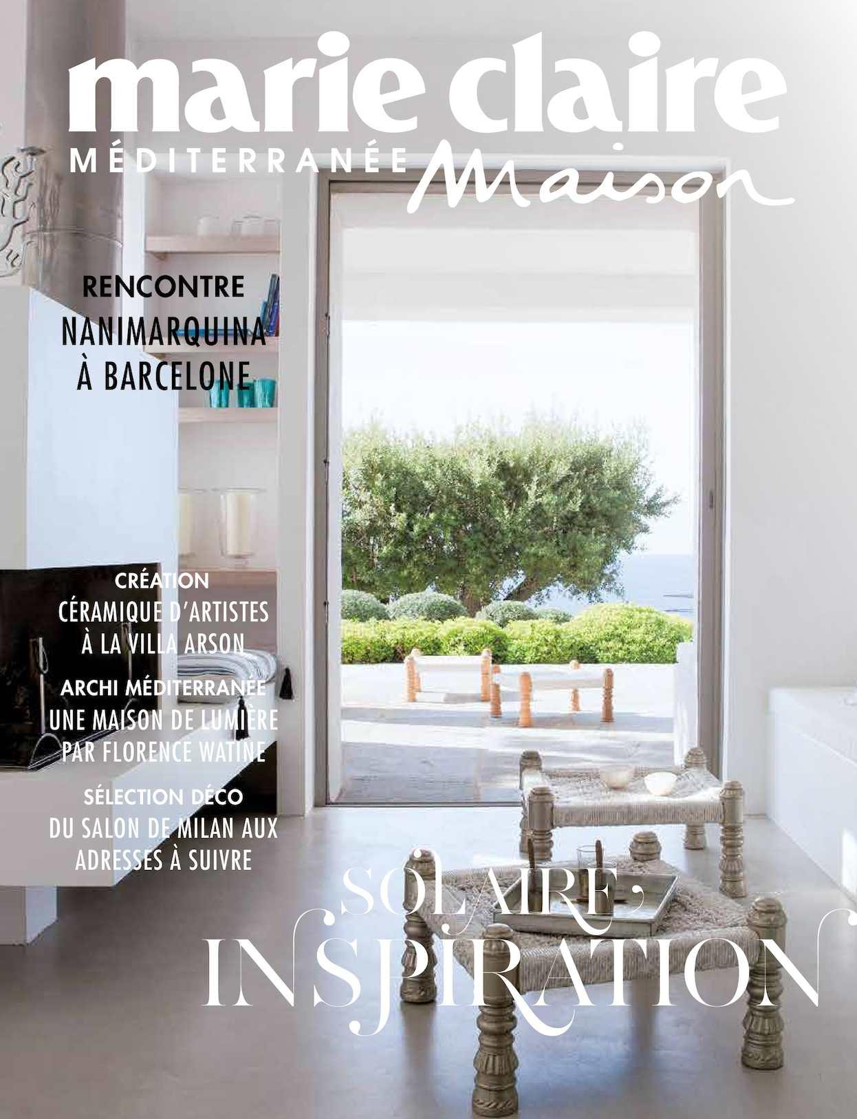 N 486 Marie Claire Maison Juillet Ao T 2016 Calameo Downloader # Table De Jardin Marie Claire