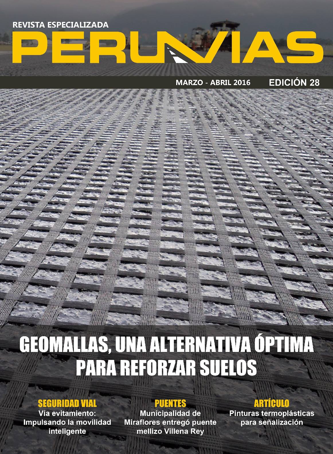Revista Perúvias Edición 28
