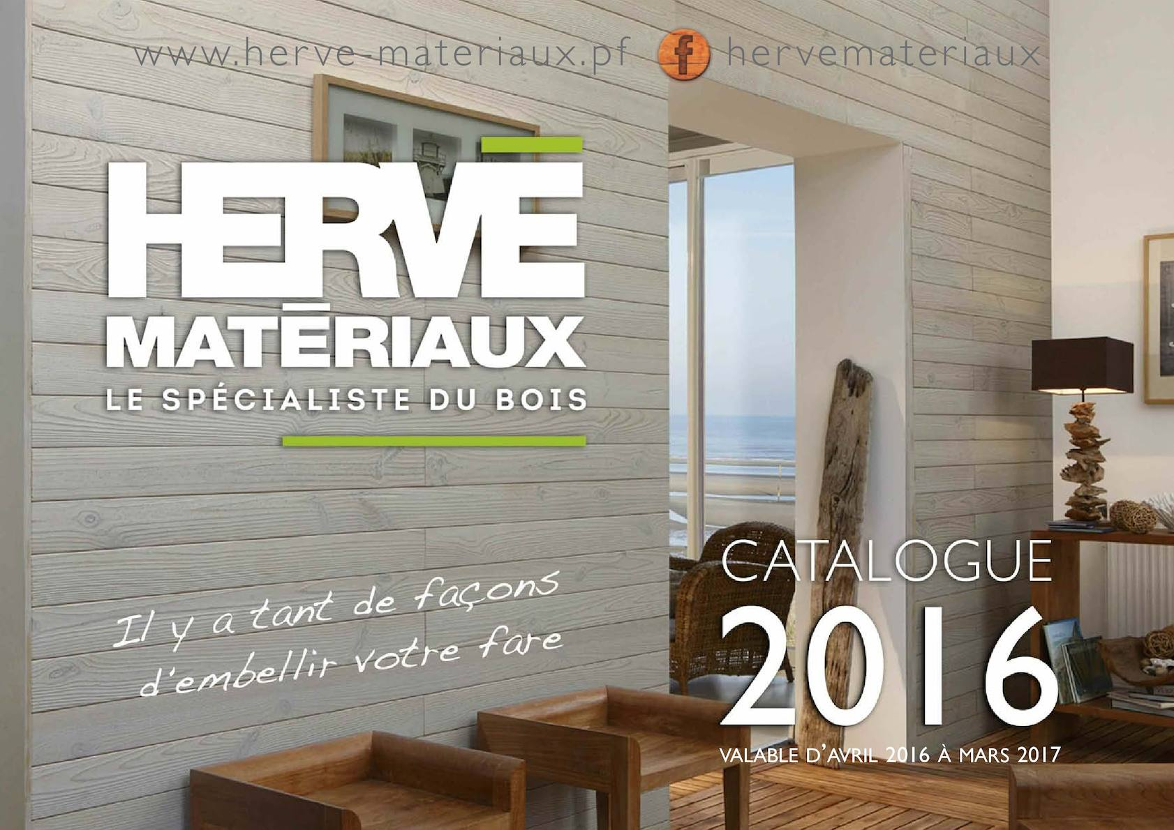 calam o catalogue herve materiaux 2016. Black Bedroom Furniture Sets. Home Design Ideas
