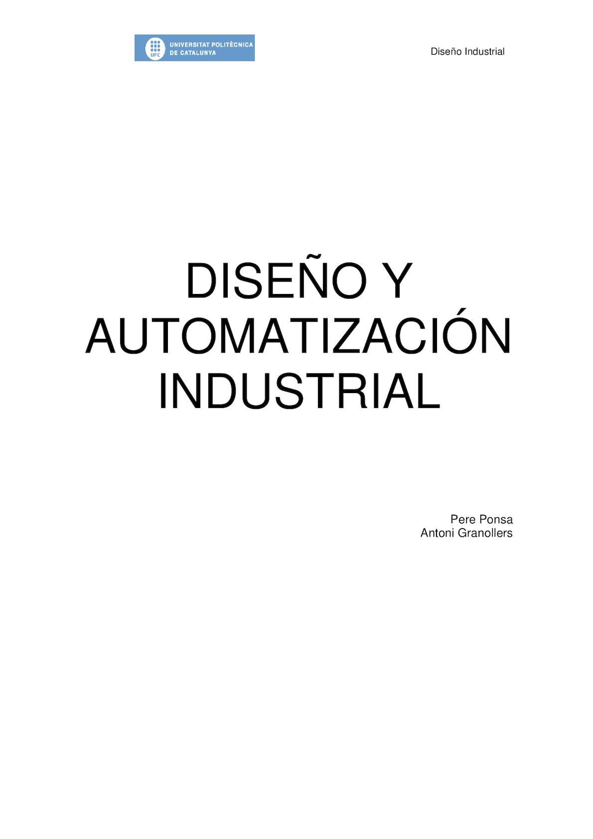 Calaméo - Automatización Industrial