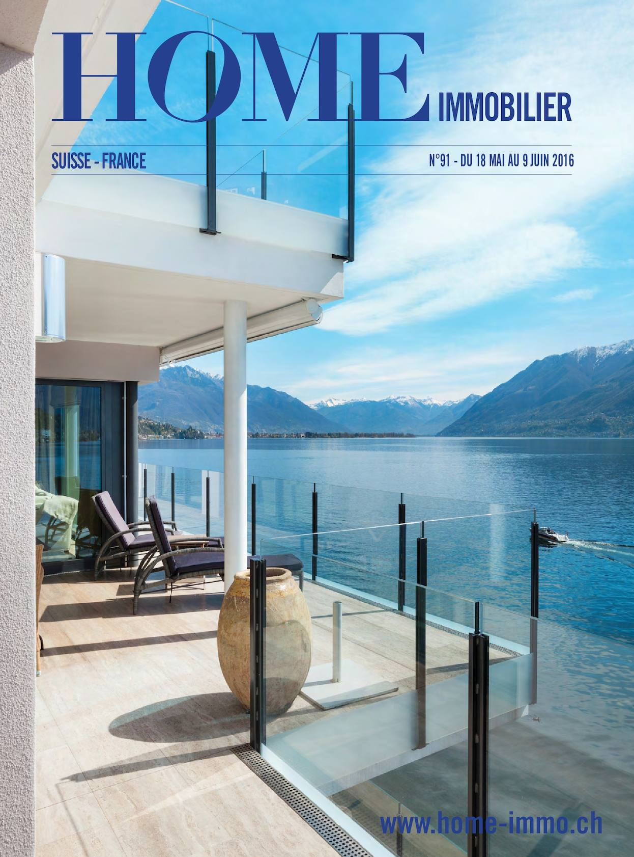 Magazine 91 Home Immobilier
