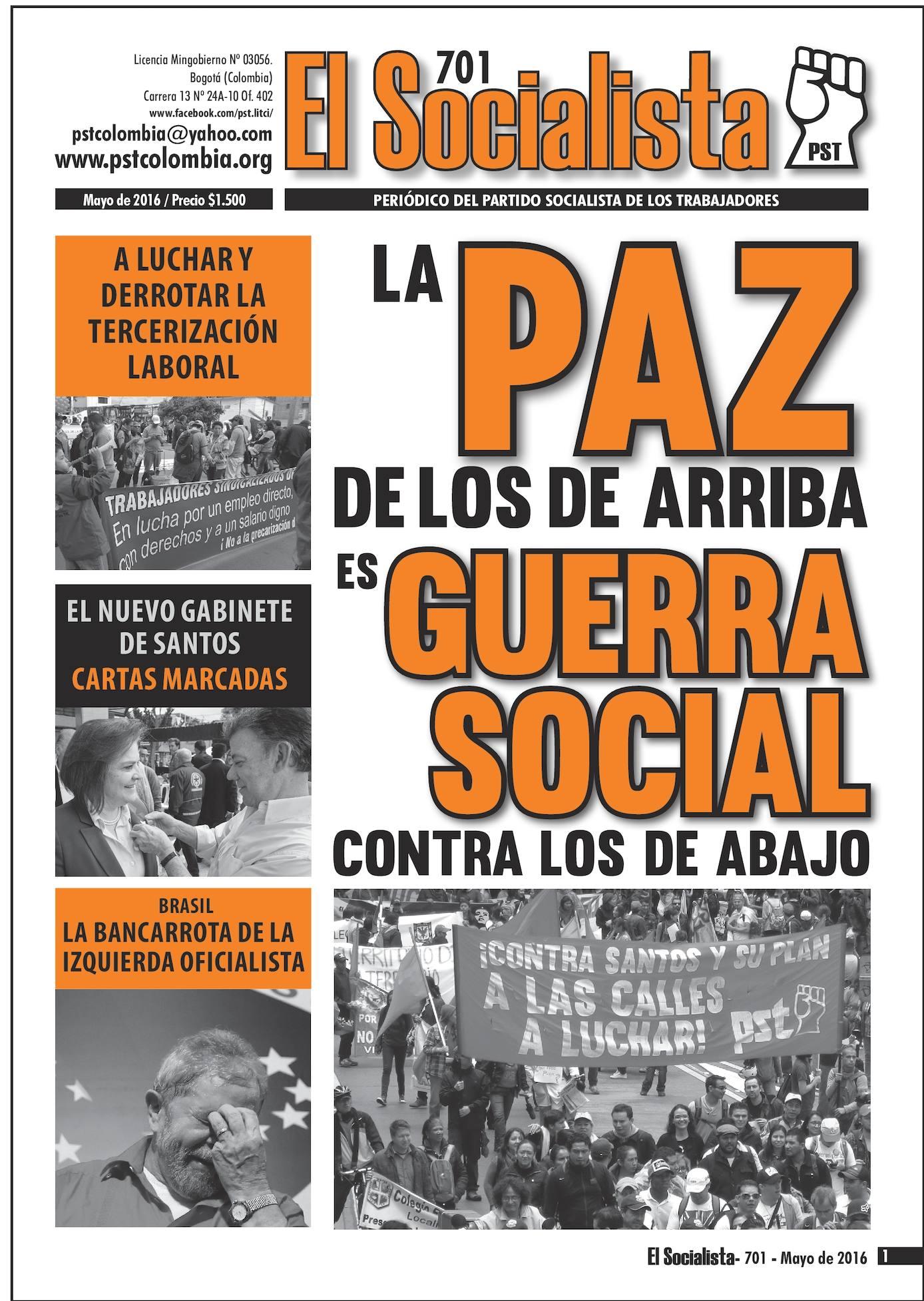 El Socialista 701