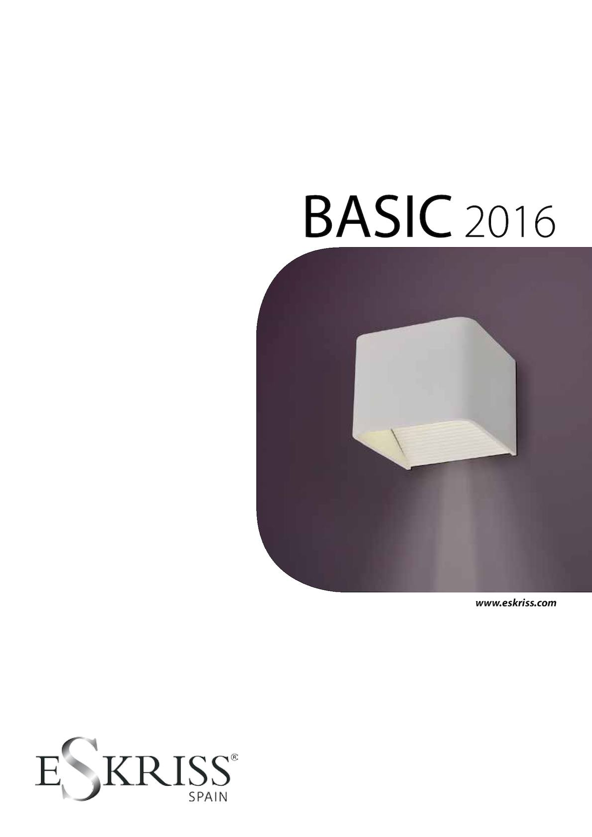 Catalogo Basic 2016