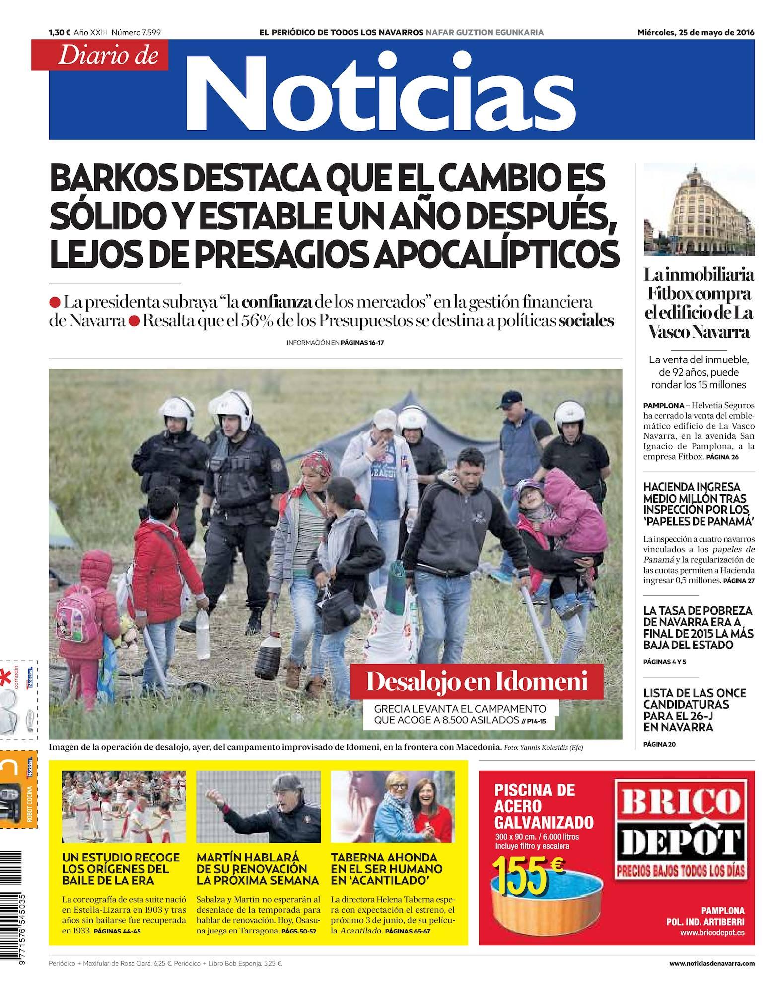 Calaméo - Diario de Noticias 20160525