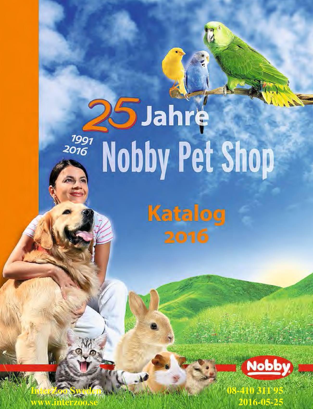 Calaméo - Nobby 2016 - Hund